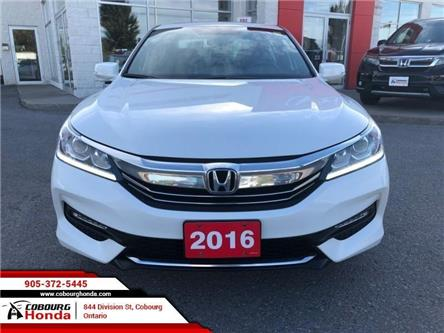 2016 Honda Accord Sport (Stk: U1822A) in Cobourg - Image 2 of 20