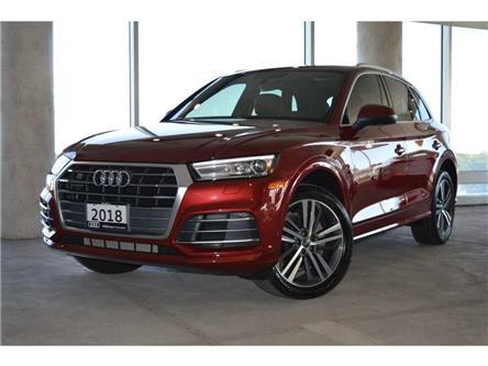 2018 Audi Q5 2.0T Progressiv (Stk: P7425) in Toronto - Image 2 of 30