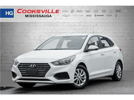 2019 Hyundai Accent  (Stk: H7970PR) in Mississauga - Image 1 of 18