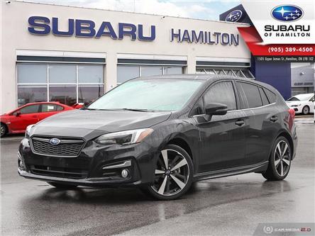 2019 Subaru Impreza Sport-tech (Stk: S7180) in Hamilton - Image 1 of 26