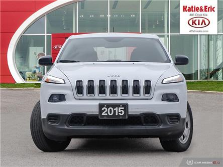 2015 Jeep Cherokee Sport (Stk: SL20031A) in Mississauga - Image 2 of 29