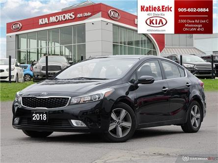 2018 Kia Forte EX (Stk: K2983) in Mississauga - Image 1 of 29