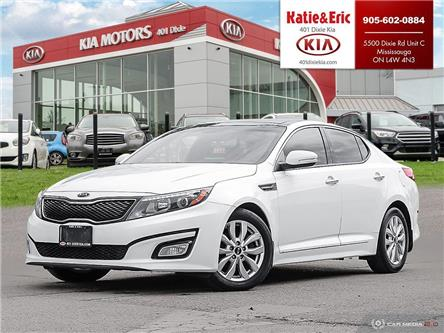 2015 Kia Optima EX (Stk: ST20022A) in Mississauga - Image 1 of 28