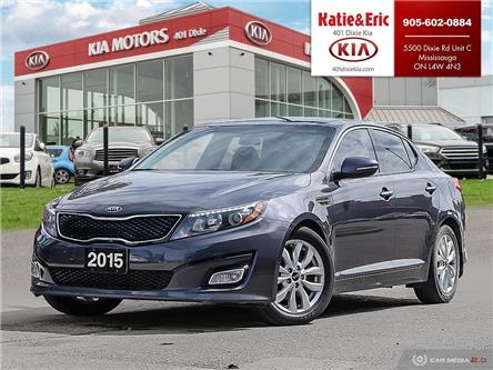 2015 Kia Optima EX (Stk: K3096A) in Mississauga - Image 1 of 29