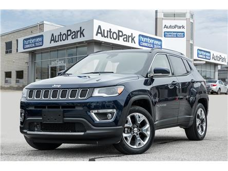 2018 Jeep Compass Limited (Stk: ) in Mississauga - Image 1 of 19