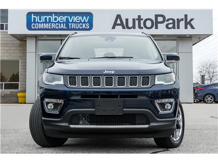 2018 Jeep Compass Limited (Stk: ) in Mississauga - Image 2 of 19