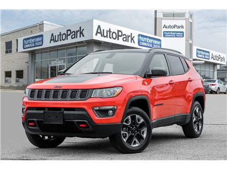 2018 Jeep Compass Trailhawk (Stk: APR5098) in Mississauga - Image 1 of 19