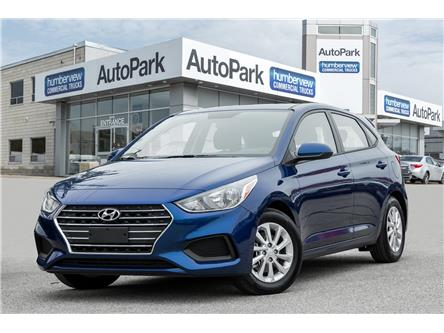 2019 Hyundai Accent Preferred (Stk: ) in Mississauga - Image 1 of 18