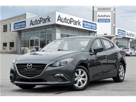 2015 Mazda Mazda3 GX (Stk: APR5080) in Mississauga - Image 1 of 17
