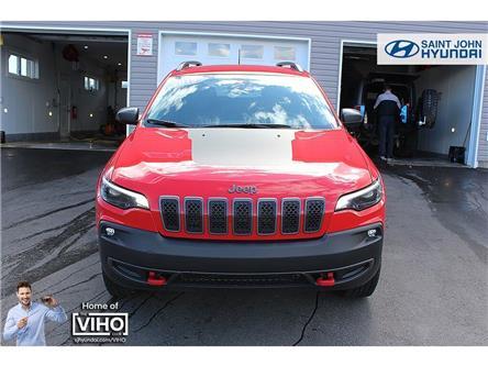 2019 Jeep Cherokee Trailhawk (Stk: U2313) in Saint John - Image 2 of 22