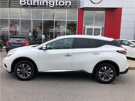 2017 Nissan Murano SL (Stk: A6795) in Burlington - Image 2 of 20