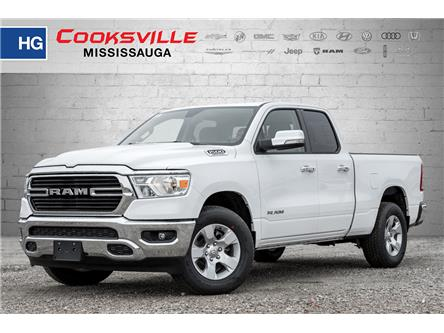 2020 RAM 1500 Big Horn (Stk: LN114052) in Mississauga - Image 1 of 16