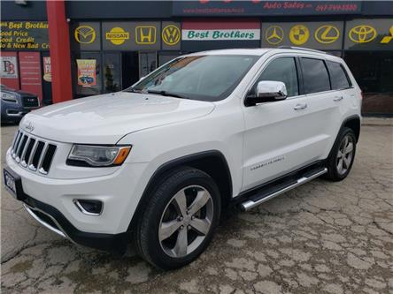 2014 Jeep Grand Cherokee Limited (Stk: 289234) in Toronto - Image 1 of 19