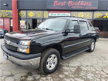 2004 Chevrolet Avalanche 1500 Base (Stk: 124092) in Toronto - Image 1 of 13