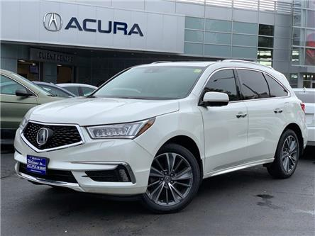 2017 Acura MDX Elite Package (Stk: 4093) in Burlington - Image 1 of 30