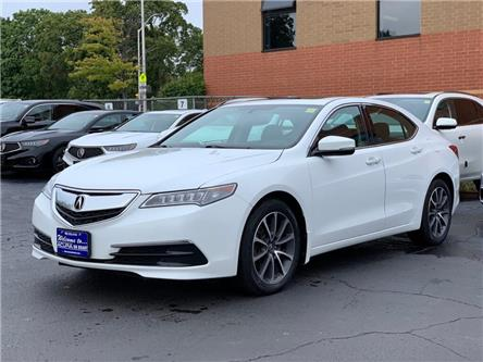 2016 Acura TLX Base (Stk: 4098) in Burlington - Image 2 of 27