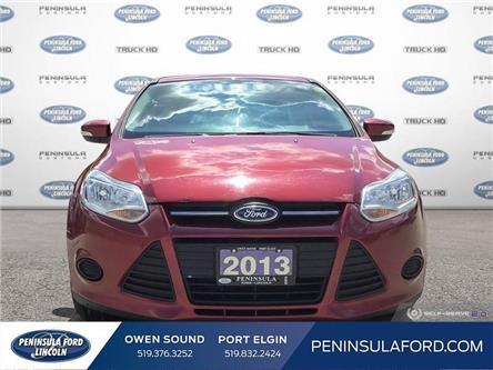 2013 Ford Focus SE (Stk: 19ED37A) in Owen Sound - Image 2 of 25