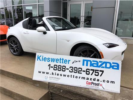 2019 Mazda MX-5 RF GT (Stk: 35655) in Kitchener - Image 1 of 30