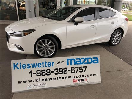 2017 Mazda Mazda3 GT (Stk: 35813A) in Kitchener - Image 1 of 30