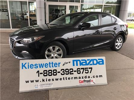 2016 Mazda Mazda3  (Stk: U3865) in Kitchener - Image 1 of 29