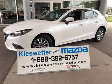 2016 Mazda Mazda3 Sport GS (Stk: U3876) in Kitchener - Image 1 of 28