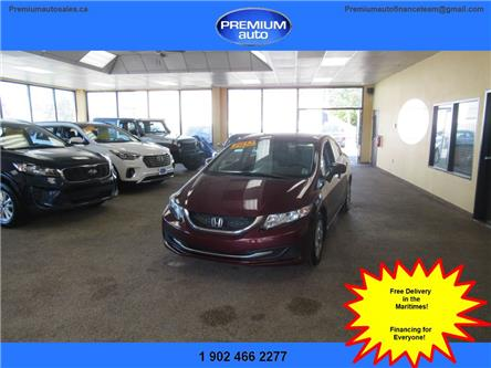 2013 Honda Civic LX (Stk: 026249) in Dartmouth - Image 1 of 22