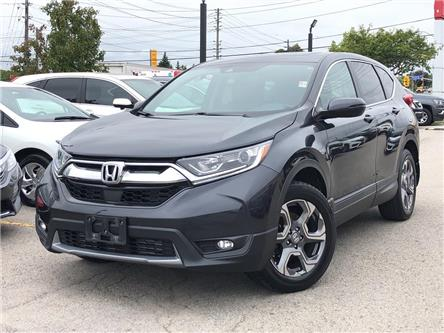 2017 Honda CR-V EX-L (Stk: 58718A) in Scarborough - Image 1 of 22