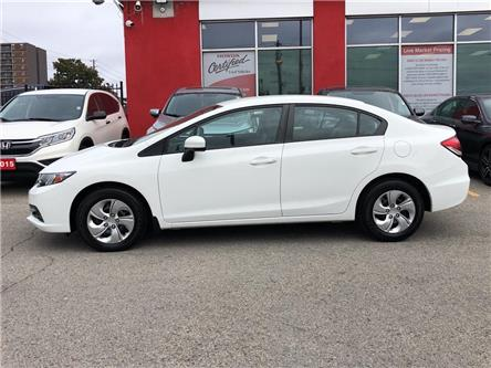 2015 Honda Civic LX (Stk: 58727A) in Scarborough - Image 2 of 21