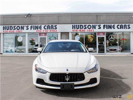 2015 Maserati Ghibli S Q4 (Stk: 42166) in Toronto - Image 2 of 30