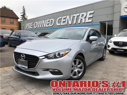 2017 Mazda Mazda3 GX (Stk: P2480) in Toronto - Image 1 of 20