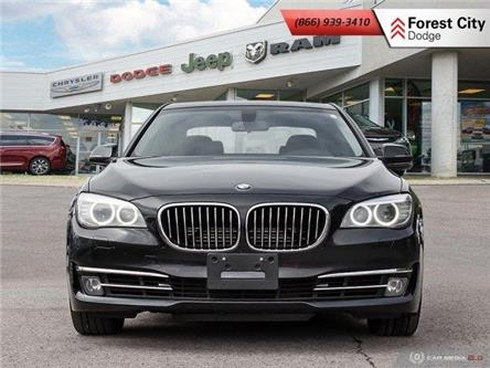2014 BMW 750  (Stk: 9-5041C) in London - Image 2 of 25