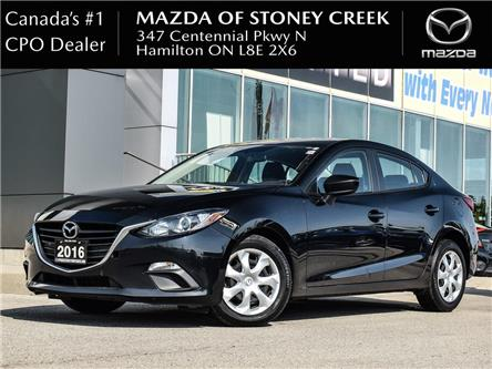2016 Mazda Mazda3 GX (Stk: SU1383) in Hamilton - Image 1 of 23