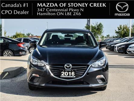 2016 Mazda Mazda3 GX (Stk: SU1383) in Hamilton - Image 2 of 23