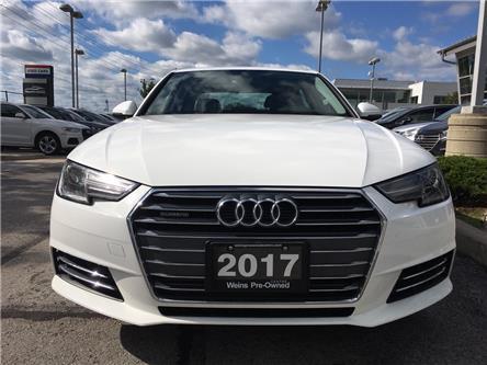 2017 Audi A4 2.0T Komfort (Stk: 1812W) in Oakville - Image 2 of 30