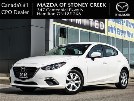 2016 Mazda Mazda3 Sport GX (Stk: SU1376) in Hamilton - Image 1 of 23