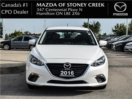 2016 Mazda Mazda3 Sport GX (Stk: SU1376) in Hamilton - Image 2 of 23