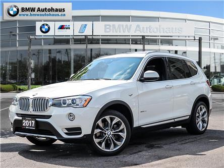 2017 BMW X3 xDrive28i (Stk: N19512A) in Thornhill - Image 1 of 28