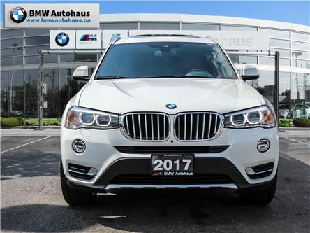 2017 BMW X3 xDrive28i (Stk: N19512A) in Thornhill - Image 2 of 28
