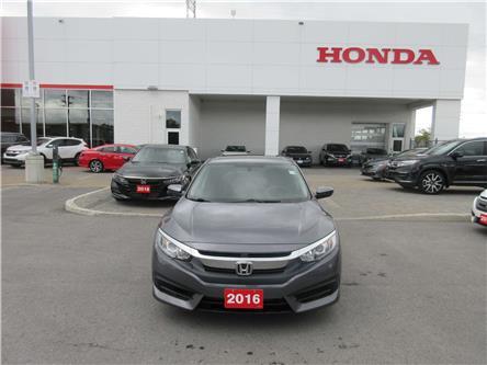2016 Honda Civic EX (Stk: SS3632) in Ottawa - Image 2 of 16