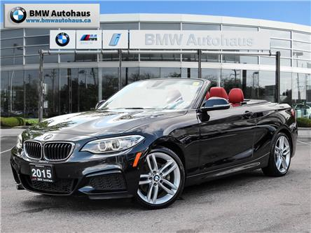 2015 BMW 228i xDrive (Stk: P9146) in Thornhill - Image 2 of 27