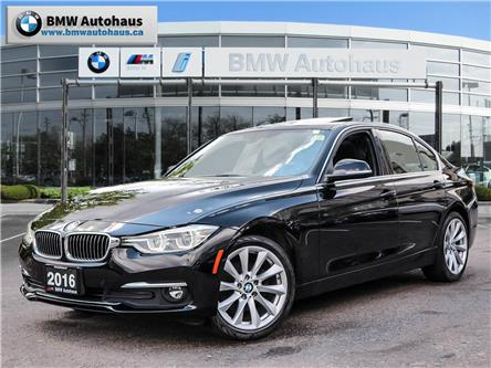 2016 BMW 328d xDrive (Stk: P9147) in Thornhill - Image 1 of 23