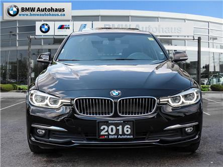 2016 BMW 328d xDrive (Stk: P9147) in Thornhill - Image 2 of 23
