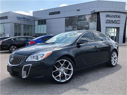 2015 Buick Regal GS (Stk: U276830) in Mississauga - Image 1 of 23