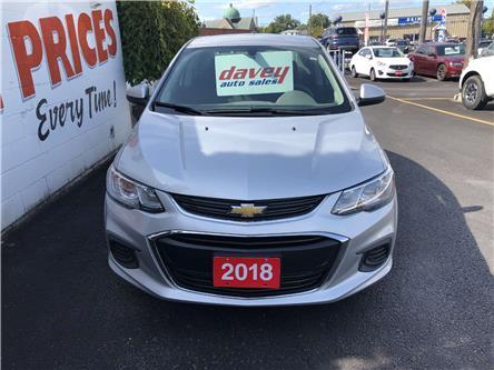 2018 Chevrolet Sonic LT Auto (Stk: 19-631) in Oshawa - Image 2 of 13