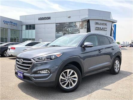 2016 Hyundai Tucson  (Stk: U912262) in Mississauga - Image 1 of 19