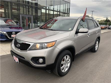 2013 Kia Sorento EX Luxury V6 (Stk: T19004C) in Kamloops - Image 1 of 26