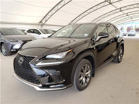 2020 Lexus NX 300 Base (Stk: L20035) in Calgary - Image 2 of 5