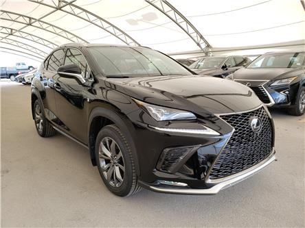 2020 Lexus NX 300 Base (Stk: L20035) in Calgary - Image 1 of 5