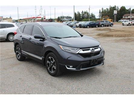 2017 Honda CR-V Touring (Stk: 4870-19A) in Sault Ste. Marie - Image 1 of 48