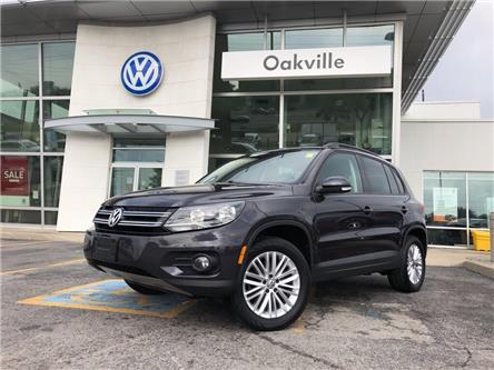 2016 Volkswagen Tiguan  (Stk: 5998V) in Oakville - Image 1 of 18
